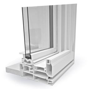tecniplast produits syst me de fen tres fen tre coulissante guillotine double. Black Bedroom Furniture Sets. Home Design Ideas
